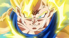 Day 9 (Favorite Anime Villain)- Majin Vegeta, Dragon Ball Series