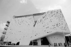 #expo2015 #palazzoitalia #architecture