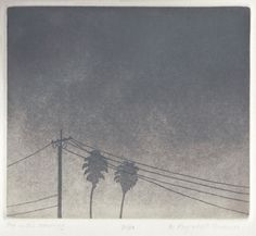 Fog in the Morning, by Elizabeth Quandt, 1978