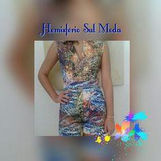 Hemisfério Sul Moda  Produção Exclusica