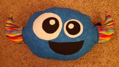 Henry the Hearing Monster Comfort Creatures by HowellJRCompany