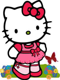 Hello Kitty  http://saqibsomal.com/2015/07/06/hello-kitty-sanrio-announces-new-movie/hello-kitty-666/  http://saqibsomal.com/2015/07/06/hello-kitty-sanrio-announces-new-movie/hello-kitty-666/