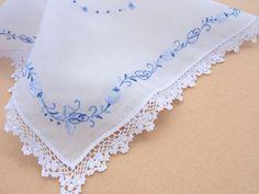 crochet diy lace hankies – DaniellaJoe's Blog