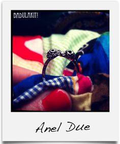 Anel Due! By Badulakit.com