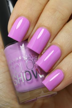 Maybelline -Lust for Lilac