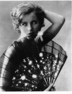 The Torrent- her first Hollywood film -  Greta Garbo