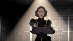 This scene from the first episode of Korra was funny enough originally, but add in Sokka and it's pure genius!