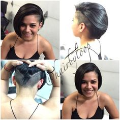 """It can not be repeated enough, bob is one of the most versatile looks ever. We wear with style the French """"bob"""", a classic that gives your appearance a little je-ne-sais-quoi. Here is """"bob"""" Despite its unpretentious… Continue Reading → Asymmetrical Bob Haircuts, Choppy Bob Hairstyles, Short Bob Haircuts, Modern Haircuts, Layered Haircuts, Hairstyles With Bangs, Straight Hairstyles, Bob Styles, Short Hair Styles"""
