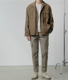 clothes for men Stylish Mens Outfits, Casual Outfits, Men Casual, Casual Styles, Korean Fashion Men, Mens Fashion, Style Masculin, Look Street Style, Look Man