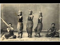 khaen from Laos Dancing Drawings, Vintage Photography, Old Pictures, Southeast Asia, Wonders Of The World, Vintage Photos, Around The Worlds, Statue, Black And White