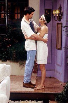 Friends Chandler Monica