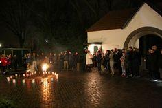 Vanavond Wereldlichtjesdag in Klazienaveen