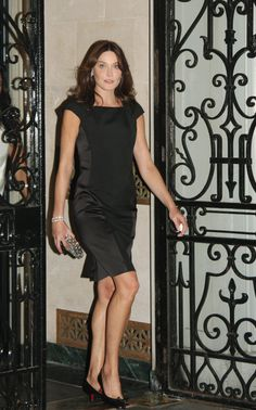 Rules of Style – Carla Bruni-Sarkozy - The Simply Luxurious Life®