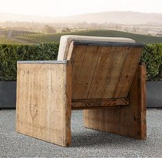 Brickmaker's Lounge Chair