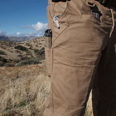 """TAD's Covert Pant DC is probably the best """"all-around"""" pant you can get for travel. These are high quality canvas built to last the toughest situations. Once broken in these are comfortable, abrasion resistant pants that will never disappoint. You will have to wait until they replace there stock because these sold out within days of release and I am sure there are a lot of people waiting for the next shipment. Some people might find these to heavy for there hot weather needs(I for some…"""