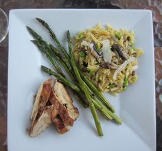 Little Mommy, Big Appetite: Balsamic and Brown Sugar Spiced Grilled Chicken