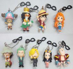 One Piece Sanji Zoro Figure Phone Strap OPPS0788