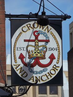 Crown & Anchor Pub, London | Flickr: Intercambio de fotos