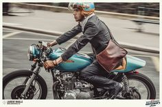 The Distinguished Gentleman's Ride on Behance