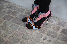 Street looks at Milan Fashion Week Fall/Winter 2014-2015: Day 5