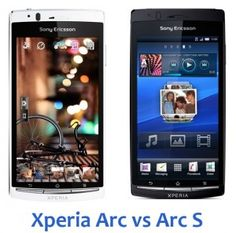 The Xperia Arc vs Arc S are similar to each other. The Arc S has similar looks, dimensions along with weight to that of its previous version. Find out the two major modifications of teh Arc S and much more @ http://www.mobilesandtablets.co.uk/xperia-arc-vs-arc-s-finding-out-the-differences/
