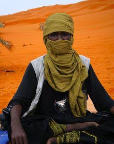 Morocco  - Tuareg
