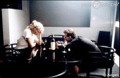 Mickey Rourke et Kim Basinger dans 9 semaines 1/2 d'Adrian Lyne en 1986