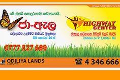 Land Sale in Sri Lanka