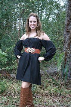 Black off the shoulder dress $37