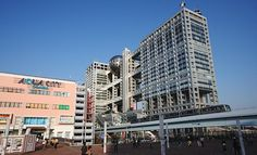 Tokyo Travel: Odaiba (Daiba) Includes Fuji TV headquarters and info on a lot of great malls and entertainment