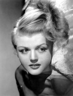 """Angela Lansbury ~ """"I've worked with the greatest actors, and they're all gone. This is what's so desperate to me."""""""