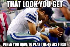 Oh Lord please let us win against the Chicago Bears tonite amen - tony Giants Football, Football Players, Funny Meme Pictures, Funny Memes, Sf Forty Niners, 49ers Fans, Tony Romo, Sports Update, San Francisco 49ers