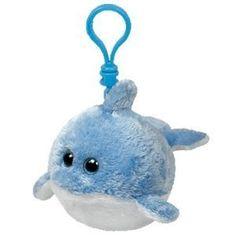Ty Beanie Ballz - Laguna-Clip the Dolphin by Ty, http://www.amazon.com/dp/B008JGGIXK/ref=cm_sw_r_pi_dp_XcNPrb0CZN3S4