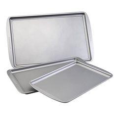 Farberware Nonstick Bakeware 3-Piece Cookie Pan Set, Gray... https://www.amazon.com/dp/B001TE3MKG/ref=cm_sw_r_pi_awdb_x_Ad1KybYZYYXJR
