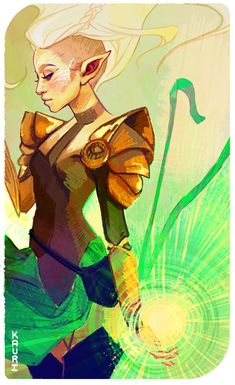 Iona, my Lavellan My return to art after a 5 year hiatus…because life. Dragon Age Inquisition, Dragon Age Origins, Dragon Age Games, Dragon Age 2, Character Concept, Character Art, Images Kawaii, Dragon Age Tarot Cards, Dragon Age Series