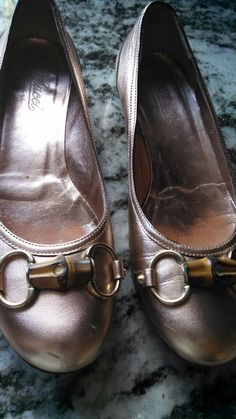 8ecd0f3dd34 Up for your consideration are a pair of nice Gucci ballet horsebit flats  pale pinkish color.