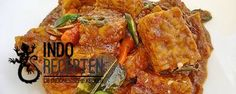 Sambal Goreng Tempeh Bumbu Petis - Indonesisch recept | m.indo-recepten.nl