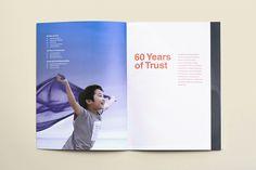 한국증권금융 브로슈어 | 601BISANG Brosure Design, Book Design Layout, Graphic Design, Contents Page Design, Leaflet Design, Content Page, Corporate Brochure, Editorial Design, Branding