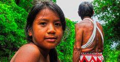 Embera Indigenous Community.