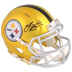Le'Veon Bell Pittsburgh Steelers Fanatics Authentic Autographed Riddell BLAZE Speed Mini Helmet