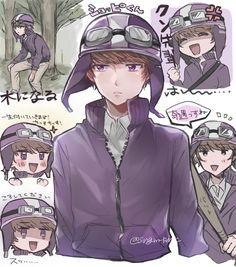 Anime Guys, Character, Art, Anime Boys