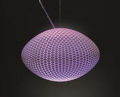 3D-печатные смарт лампы Philips Hue стоимостью $3 500   Выставка передовых технологий 3D-печати
