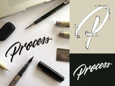 Process by Matt Vergotis #Design Popular #Dribbble #shots