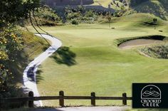 GRAND OPENING IN NORTH CAROLINA! $15 for 18 Holes with Cart and Range Balls at Crooked Creek Golf Club in Fuquay-Varina near Raleigh (66 Dollar Value. Expires April 1, 2013.)