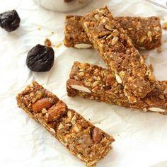 Sweet and Savory No Bake Energy Bars