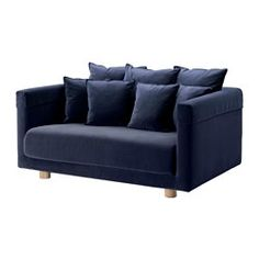 IKEA STOCKHOLM 2017 two-seat sofa 10 year guarantee. Read about the terms in the guarantee brochure.