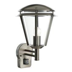 49945 Inova PIR Outdoor Wall Light