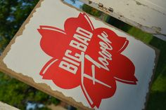 Big Bad Flower at the @vintagemadefair