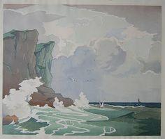 Meridian Gallery - Art & Design: Eric Slater (1896-1963) - Printmaker