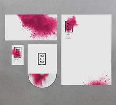 Type & Design / Rasphberry Boom on Behance — Designspiration